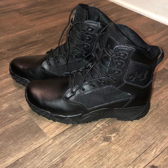 cf0df98492 Under Armour Men's Stellar Tactical Boot NWT